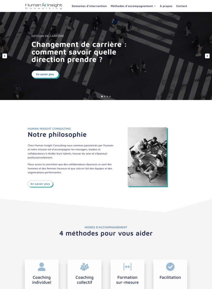 Création de site web WordPress et Webdesigner - Thibaut Brouard - ComnWeb