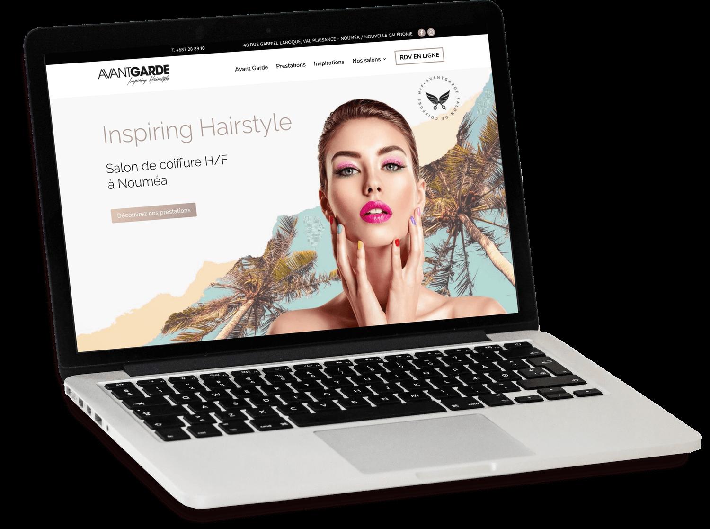 Création de site internet WordPress et web design
