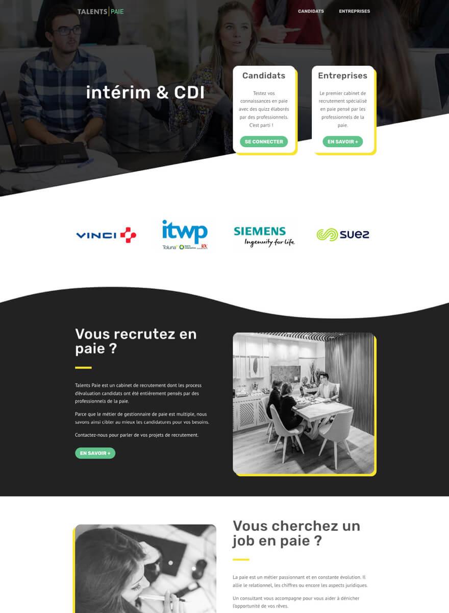 Webdesigner WordPress - Thibaut Brouard - ComnWeb